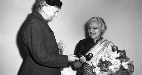 Vijaya Lakshmi Pandit – Casting a Flood of Light on India