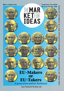 The Market for Ideas, no. 13-14 / Sep.-Dec. 2018, 2018