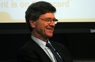 Jeffrey D. Sachs, to Talk in Romania on Sustainable Development