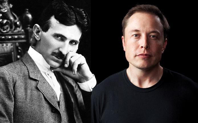 Is Musk Tesla's Reincarnation?