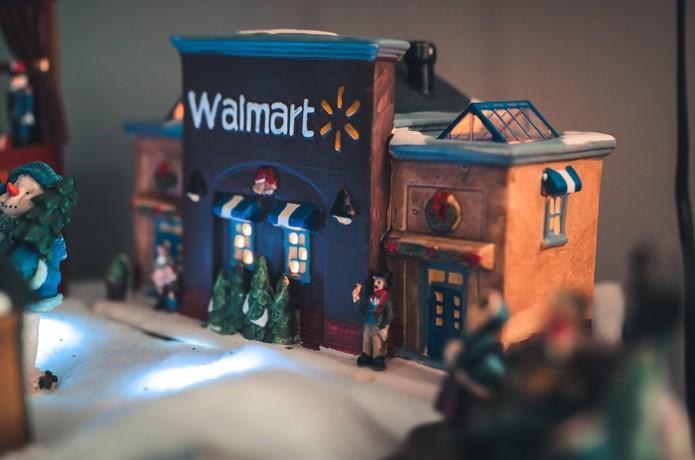 Mr. Sam's Walmart Empire in Uncle Sam's American Republic