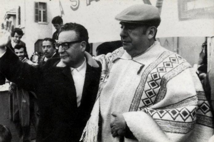 Pablo Neruda – Poetry, Polities, Peace