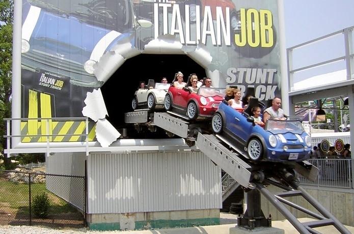 The Euro's Italian Job
