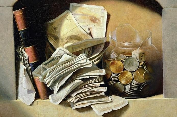 The Three Kinds of Money Economy Near Us (VI) by Emil Dinga